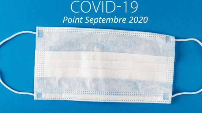 POINT SITUATION DE PROPAGATION DU COVID-19